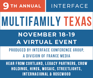 InterFace Multifamily Texas